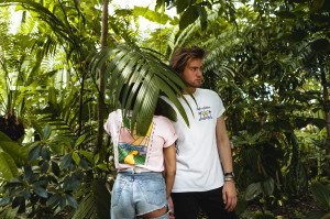 By The Creek merchandise-shoot